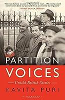 Partition Voices: Untold British Stories