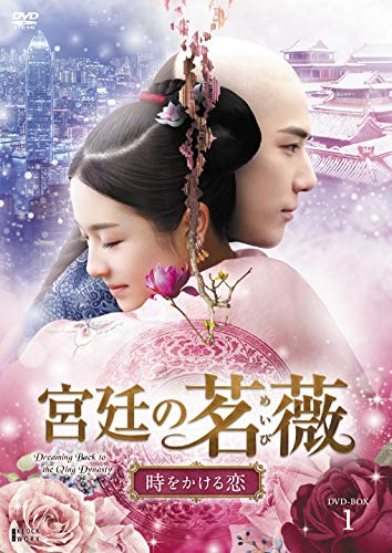 宮廷の茗薇<めいび> ~時をかける恋 DVD-BOX1