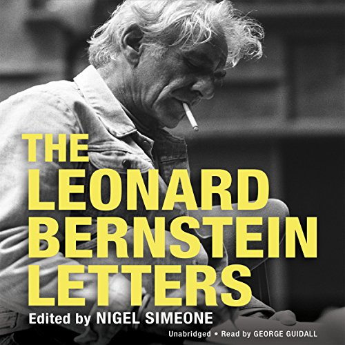 The Leonard Bernstein Letters audiobook cover art