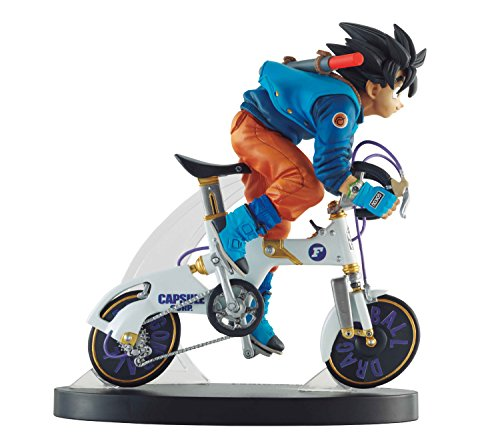 Megahouse Dragon Ball Z: Son Goku Real McCoy 02 Desktop Statue F Edition image