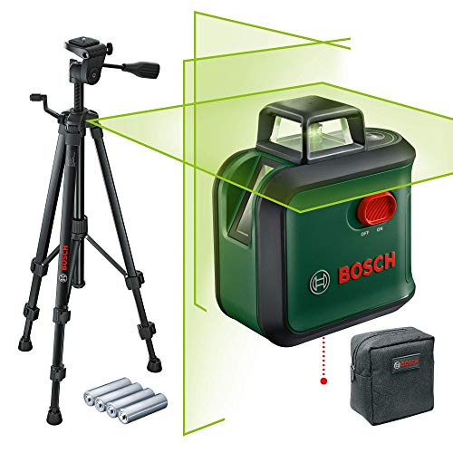 Bosch Home and Garden AdvancedLevel 360 Nivel láser (trípo