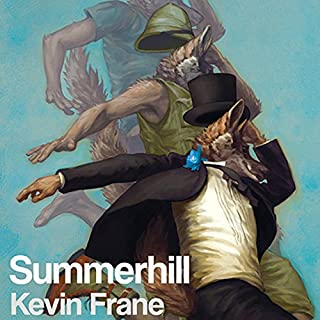 Summerhill audiobook cover art