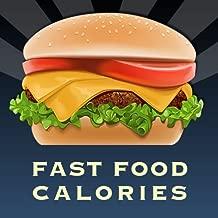 Fast Food Calories - Calorie Counter