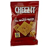 Sunshine Cheez It Whole Grain Cracker, 1 Ounce -- 60 per case.