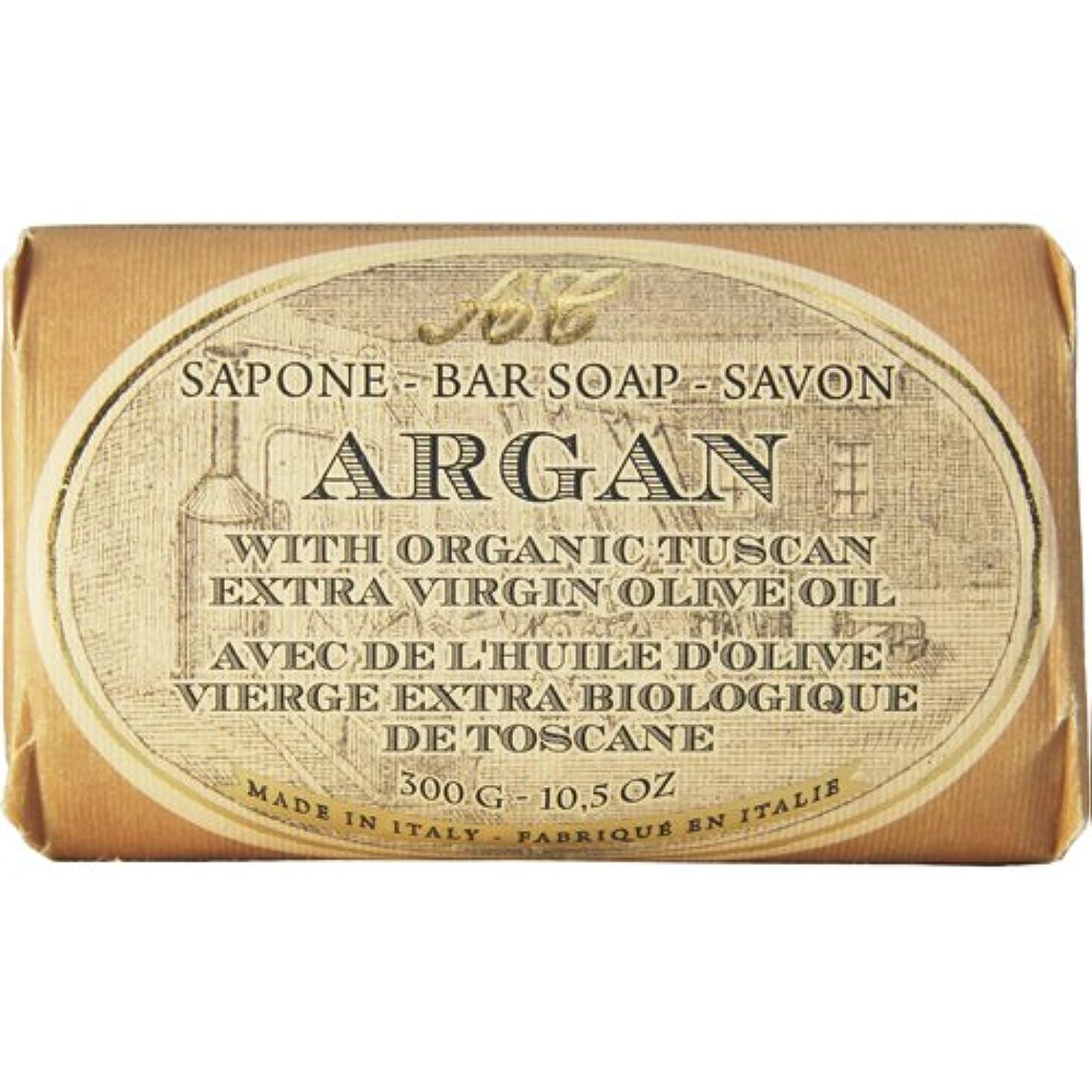 読書資格情報森林Saponerire Fissi レトロシリーズ Bar Soap バーソープ 300g Argan アルガンオイル