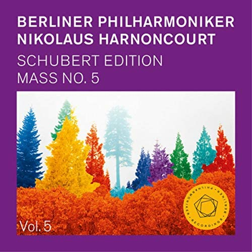 Berliner Philharmoniker, Birgit Remmert, Christian Gerhaher, Nikolaus Harnoncourt, Luba Orgonasova, Rundfunkchor Berlin & Kurt Streit