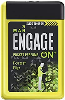 Engage On+ Forest Flip, 18ml (Pack of 3)