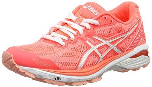 ASICS Damen GT-1000 5 Laufschuhe, Pink (Coral Pink), 37 EU