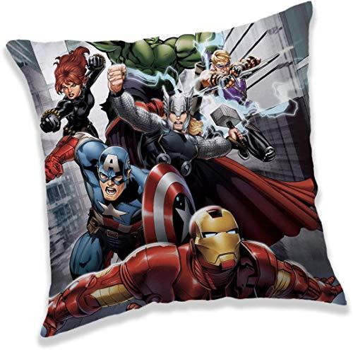 Jerry Fabrics Avengers Kissen Dekokissen Pillow 40 x 40 cm