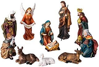Best 5 inch nativity sets Reviews