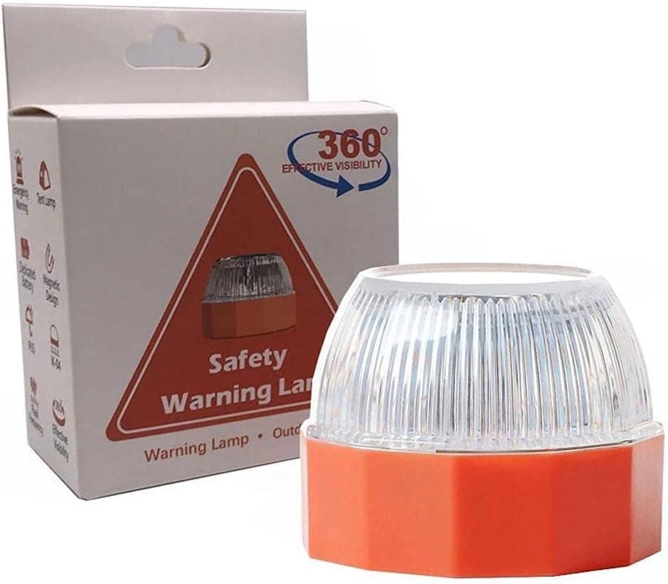 KRONDO LED Strobe Light Dgt Warning Emergency Amber Wholesale L 16V Long Beach Mall