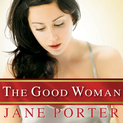 The Good Woman audiobook cover art