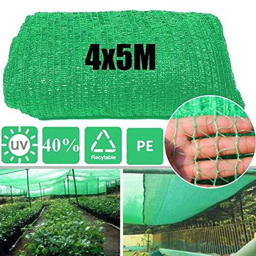 Zonwering serre zonwering plantendoek stof schuur paraplu voor tuinterras boomgaard accessoires voor kas en moestuin 4x5m