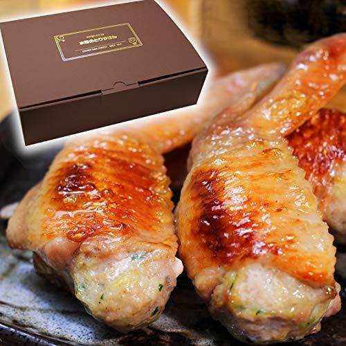水郷のとりやさん 国産鶏肉 贈答箱 入り 手羽先餃子 20本 ギフトセット 5本入×4袋 お歳暮