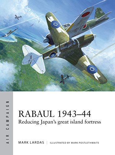 Rabaul 1943–44: Reducing Japan's great island fortress (Air Campaign Book 2) (English Edition)