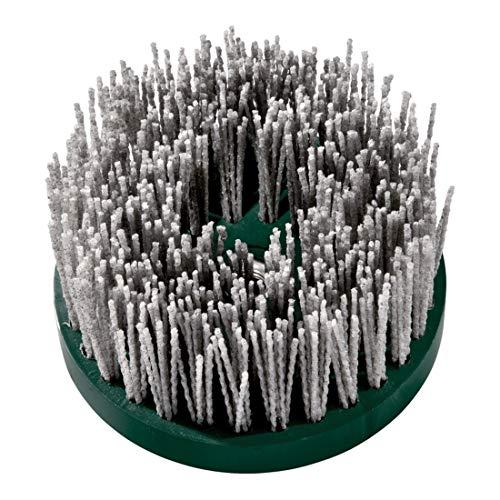 Metabo Tellerbürste (SiC-Schleifborsten, gewellt; Ø 130 mm, Körnung: P 60, max. Geschwindigkeit: 19 m/s) 623741000