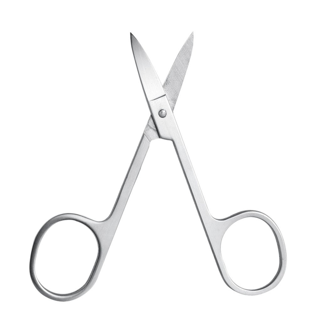 Almencla Curved Eyebrow Selling rankings Nose Hair Fixed price for sale Trimm Remover Eyelash Scissors