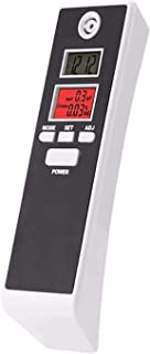 Adesign Capteur Professionnel Respiration Alcool Testeur d'alcool Haute précision Digital Aux alcootest Personal et Profes...