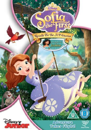 Sofia the First Ready to be a Princess [Reino Unido] [DVD]