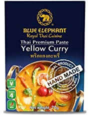 Blue Elephant Yellow Thai Curry Paste