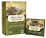 Numi Tea Numi Gunpowder Green Org. Tea 18bag by Numi Tea