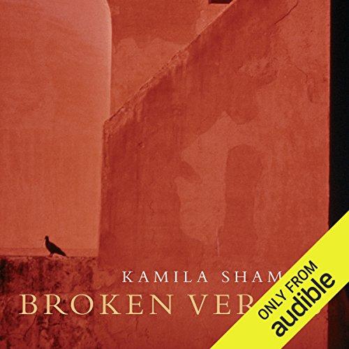 Broken Verses audiobook cover art