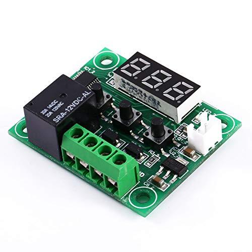 -50-110 ° C 12V W1209 Termostato digital Interruptor de control de temperatura Módulo Sensor Micro termostato digital