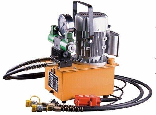 Gowe Double Action Pompe hydraulique électrique Capacité 0.9l-5l/min