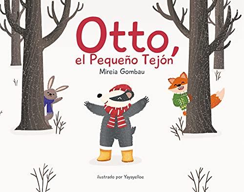 Otto, el Pequeño Tejón ((Libros infantiles sobre emociones, valores y hábitos))
