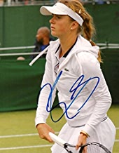 UKRAINIAN TENNIS PLAYER Elina Switolina autograph, In-Person signed photo