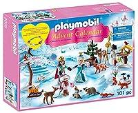 クリスマス アドベントカレンダー プレイモービル 9008