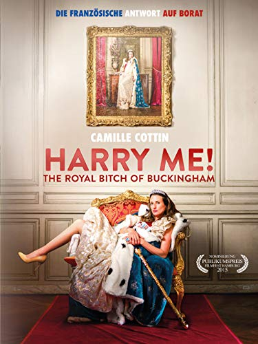 Harry Me - The Royal Bitch of Buckingham