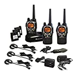 Midland - GXT1000VP4, 50 Channel GMRS Two-Way Radio - Up to 36 Mile Range Walkie...