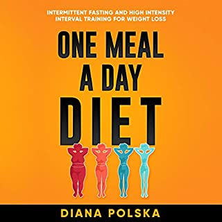 One Meal a Day Diet audiobook cover art