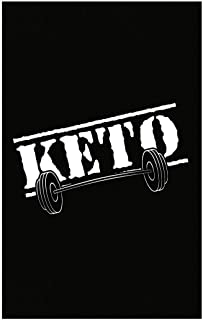 Stuch Strength Funny Weight Loss - Keto Diet Eating Low Carb Discipline - Humor - Poster