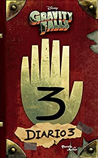 Gravity Falls: Diario 3 (English and Spanish Edition)