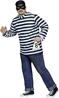 Best plus size robber costume Reviews