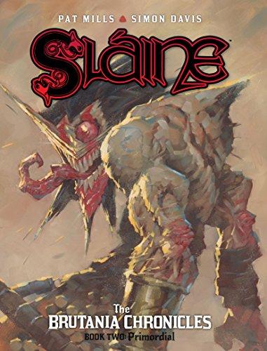 Sláine: The Brutania Chronicles - Book Two (English Edition)