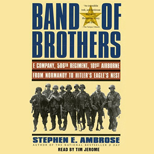 Band of Brothers audiobook cover art