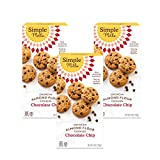 NOT your average cookie Our perfectly sweet Crunchy Chocolate Chip cookies let you indulge in a cookie craving that does more for you, thanks to our ingredients Nothing artificial, ever Simply sweetened with natural coconut sugar A whole foods, shelf...