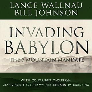 Invading Babylon cover art