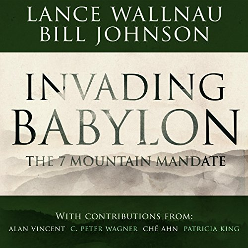 Invading Babylon audiobook cover art