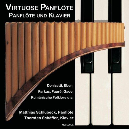 Prédiction et Danse de Syrinx - für Panflöte und Klavier