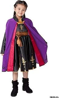 【国内販売正規品】 ディズニー アナと雪の女王2 プレミアムおしゃれドレス アナ 100~110cm