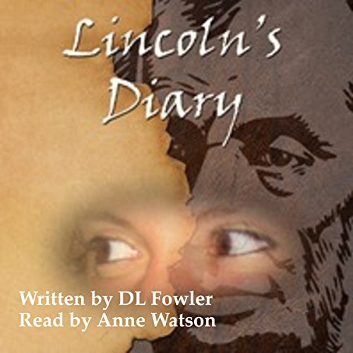 Lincoln's Diary audiobook cover art