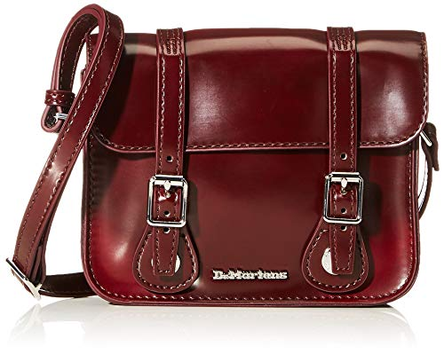 Dr. Martens bag, burgundy