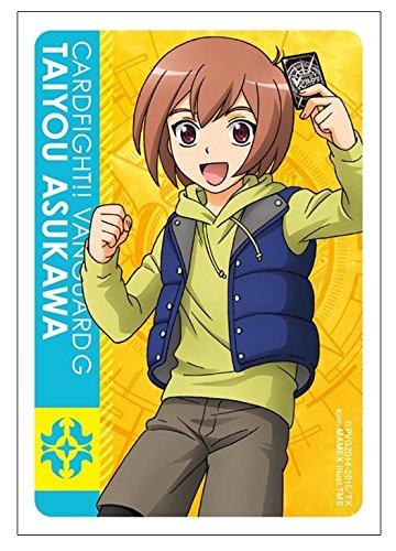 ブシロードスリーブコレクション ミニ Vol.203 カードファイト!! ヴァンガードG 『明日川タイヨウ』