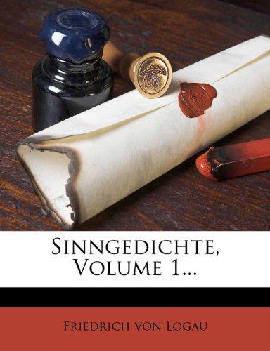 Logau, F: Sinngedichte, Erster Theil