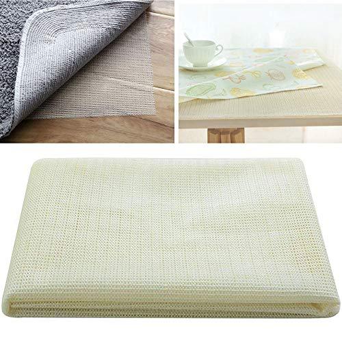 ARTKIVA - Teppichunterlage, Antirutschmatte,Teppich-Unterlage Anti-Rutsch-Matte Teppichstopper Rutschschutz für Teppich,Haftet ohne zu kleben, rutschfest und zuschneidbar(200 x 150 cm)