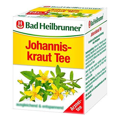 Bad HEILBRUNNER Johanniskrauttee, 1er Pack